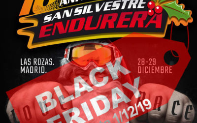 Black Friday: participa en la San Silvestre Endurera por 70€