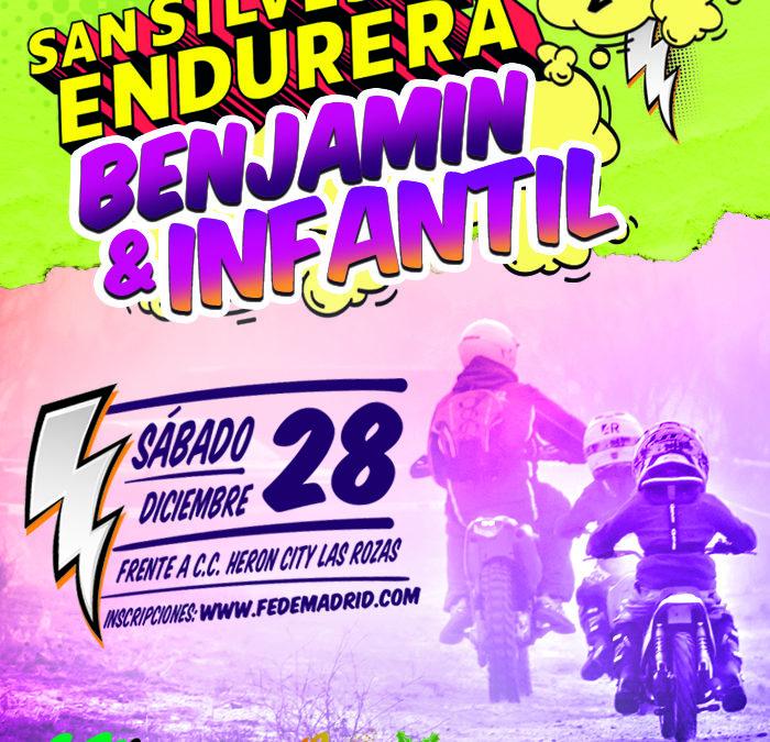 Clásicos y pequeños, el encuentro off road: San Silvestre Endurera 2019
