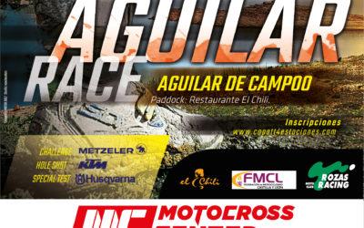 ¡¡¡CAMBIO FECHA AGUILAR RACE!!!