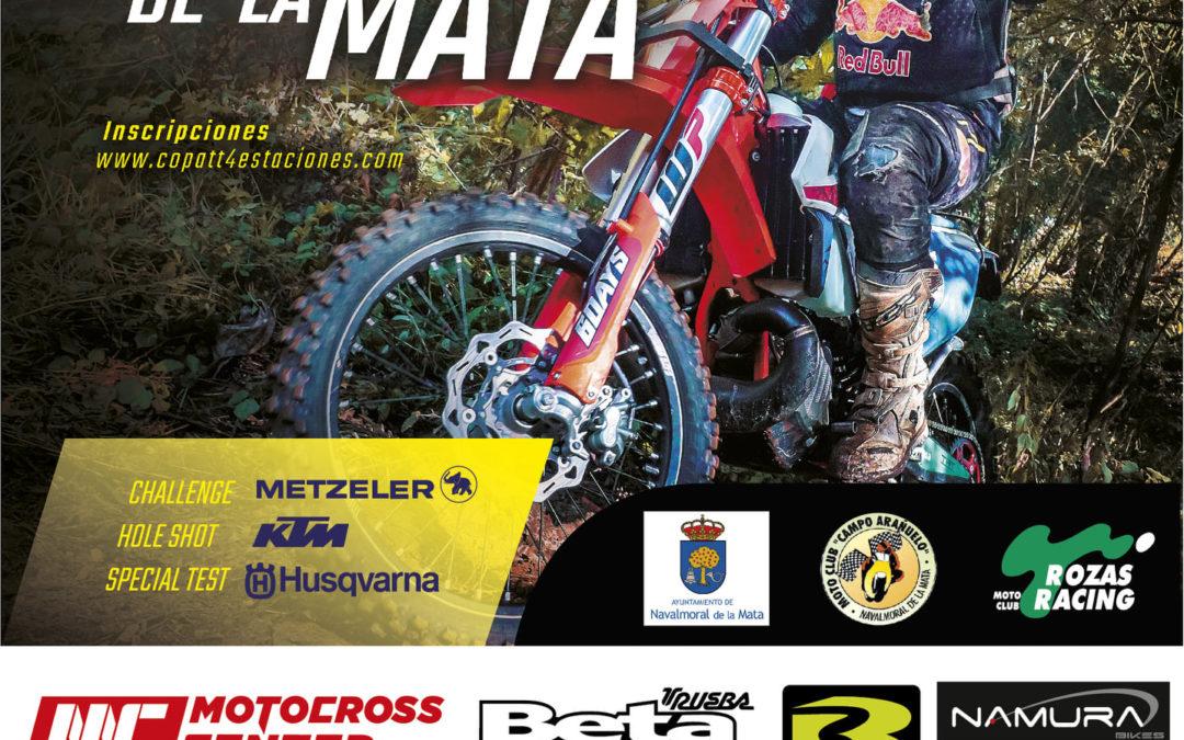 No te pierdas los detalles de la primera carrera de la temporada. ¡Ya somos 220 riders!